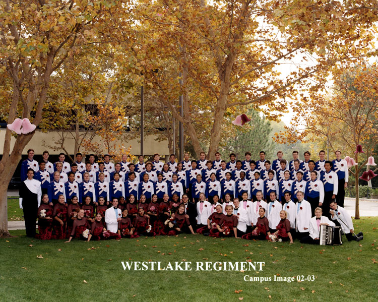 2002 Westlake Regiment Group Photo